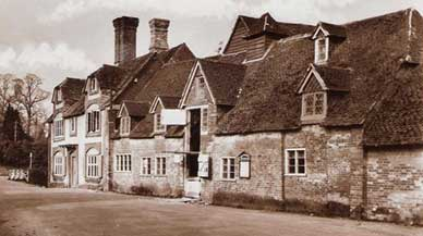 Beaulieu Mill - another very early image