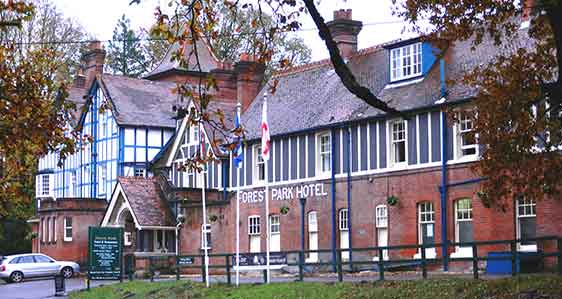 New Forest Hotels, New Forest Hotels guide