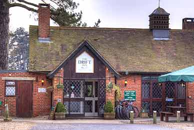 The Drift Inn, Beaulieu Road