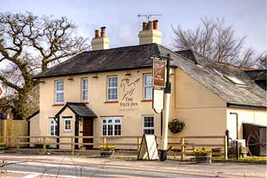 The Filly Inn, Brockenhurst