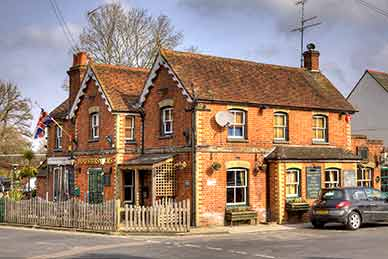 The Foresters Arms, Brockenhurst