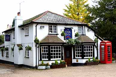 Oak Inn, Bank
