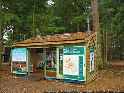 Bolderwood Information Centre